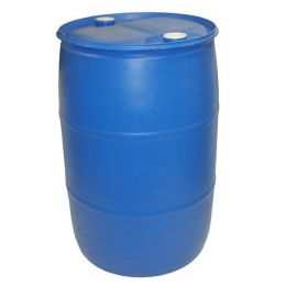 55 Gallon Water Barrel and Accessories