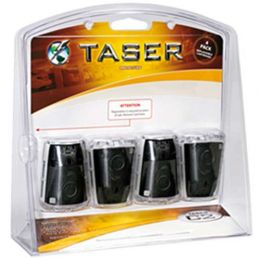Taser C2 4 Pack Cartridges
