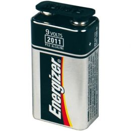 Eveready Energizer Alkaline 9 Volt Battery