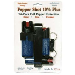 Pepper Shot Tri Pack