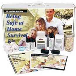 Safe At Home Survival Kit Advanced System