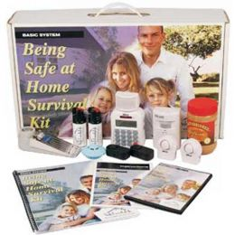 Safe At Home Survival Kit Basic System