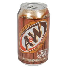 A&W Root Beer Safe