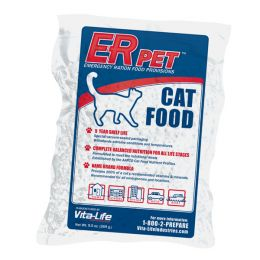 Emergency Cat Food Ration