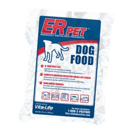 Emergency Dog Food Ration