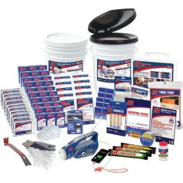 10 Person Deluxe Ultimate Survival Kit