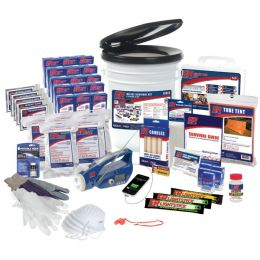 5 Person Deluxe Ultimate Survival Kit