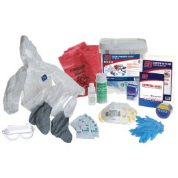 Deluxe Ultimate Pandemic Flu Kit