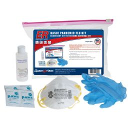 Basic Pandemic Flu Kit