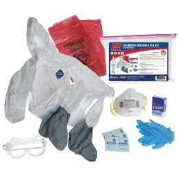 Deluxe Pandemic Flu Kit