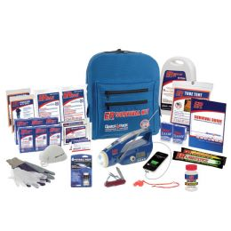 2 Person Deluxe Ultimate Backpack Car survival Kit