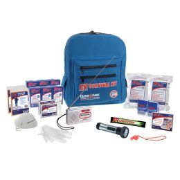 2 Person Deluxe Backpack Survival Kit