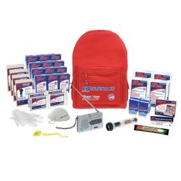4 Person Deluxe Backpack Survival Kit