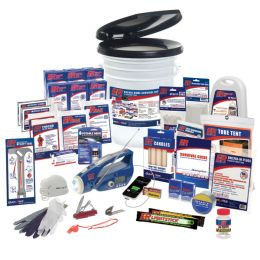 2 Person Deluxe Ultimate Home survival Kit