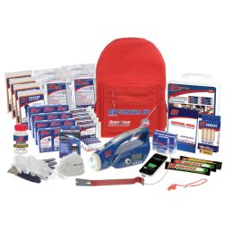 Deluxe Safety Backpack Survival Kit